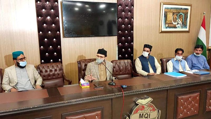 ڈاکٹر حسن محی الدین قادری کی ننکانہ صاحب کے علمائے کرام اور سماجی شخصیات سے ملاقات
