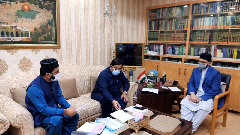 مدارس دینیہ علم و امن کا گہورا ہیں: ڈاکٹر حسن محی الدین قادری