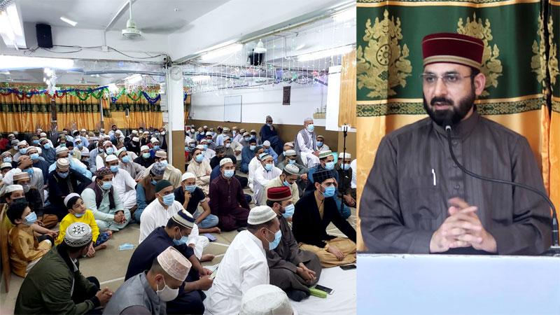 ہانگ کانگ: منہاج القرآن انٹرنیشنل کے زیراہتمام محفل شب برات