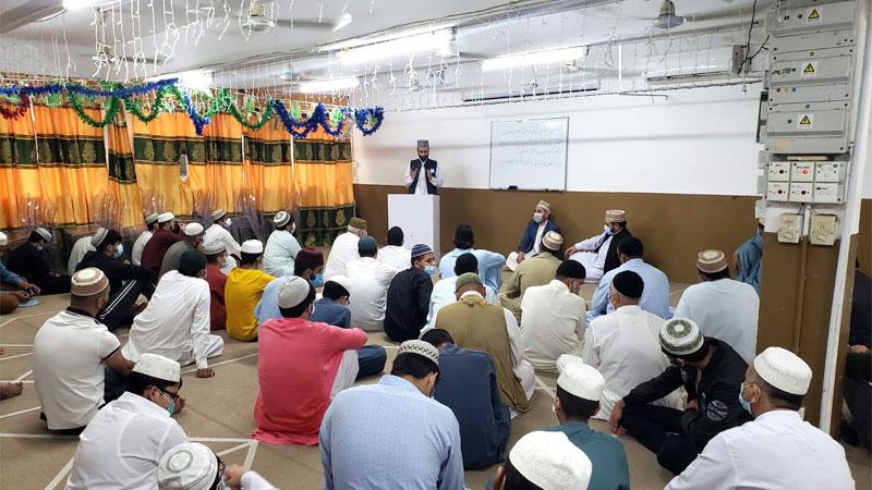 ہانگ کانگ: تربیتی کیمپ، استقبال رمضان المبارک