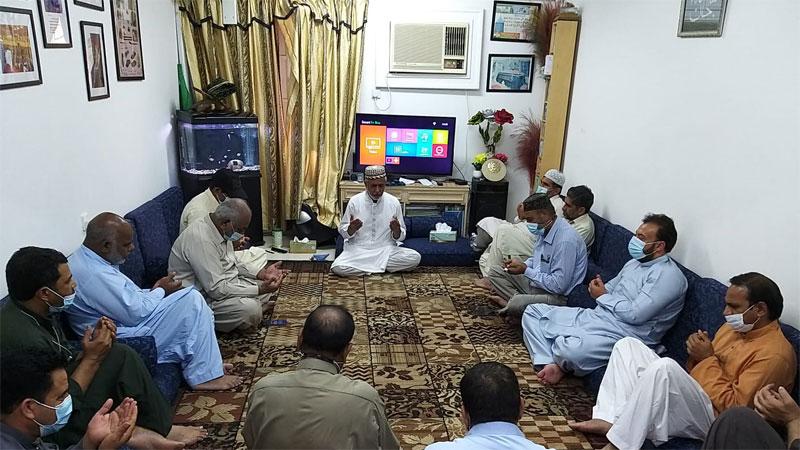 کویت: شیخ الاسلام کی ہمشیرہ محترمہ کے ایصال ثواب کیلئے دعائیہ تقریب کا انعقاد