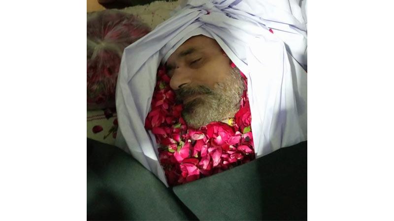 شیخ الاسلام ڈاکٹر محمد طاہرالقادری کا محمد رمضان چشتی کے انتقال پر اظہار افسوس