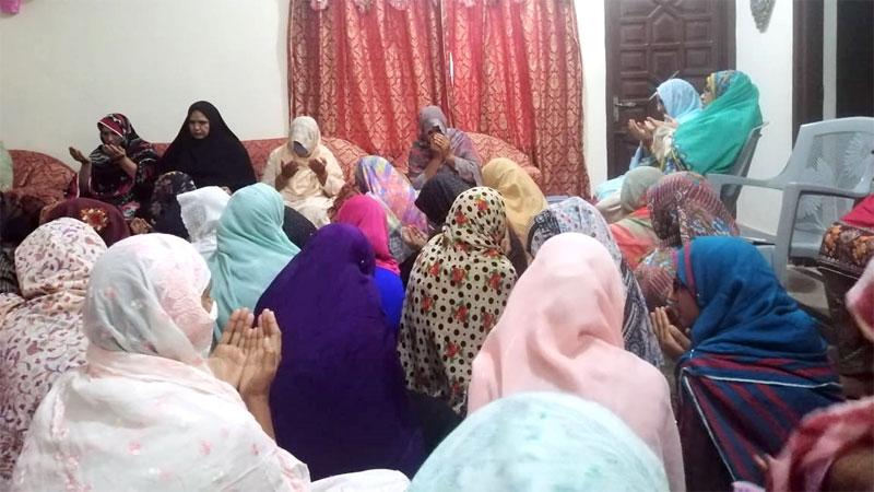 پیر محل (فیصل آباد): منہاج القرآن ویمن لیگ کے زیراہتمام محفل درود کا انعقاد