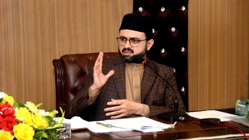ضرورت مندوں کی مدد اہل ثروت پر واجب ہے: ڈاکٹر حسن محی الدین قادری