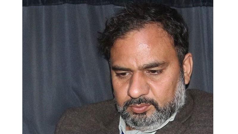 آئی ٹی مینیجر محمد ثناءاللہ کی ہمشیرہ رضائے الہی سے انتقال کر گئیں