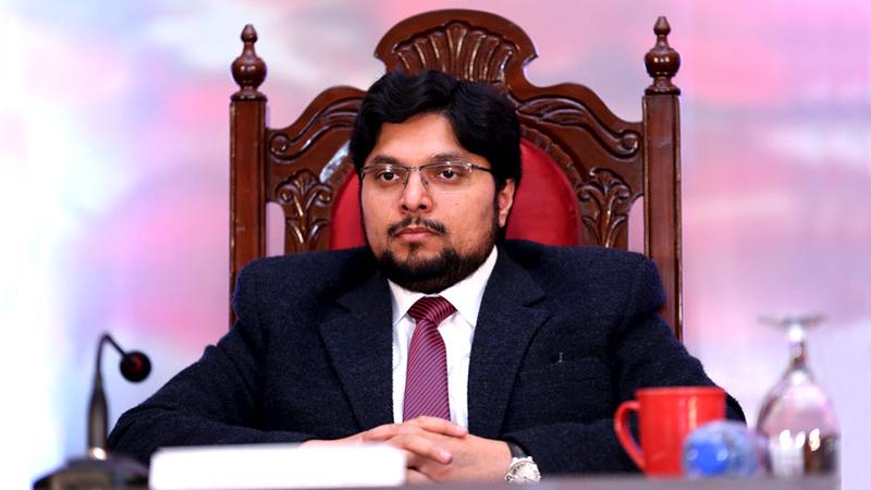 """""""ماحولیاتی آلودگی کے خاتمے کے لئے بائیو ری ایکٹر پلانٹ لگائے جائیں"""": ڈاکٹر حسین محی الدین قادری"""