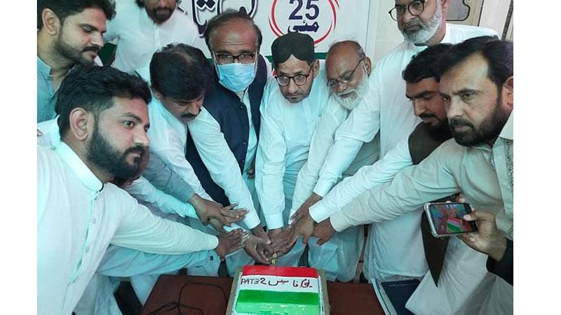جنوبی پنجاب میں پاکستان عوامی تحریک کے 32ویں یوم تاسیس کی تقریبات