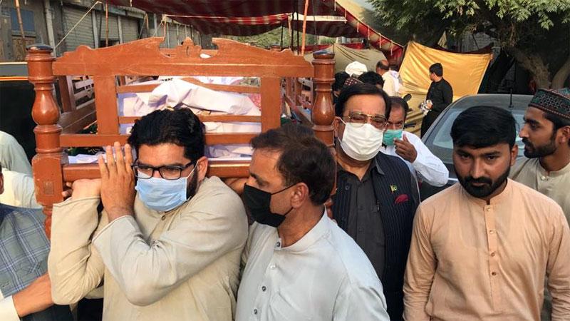 ڈاکٹر طاہرالقادری کا عوامی تحریک پنجاب کے جنرل سیکرٹری میاں ریحان مقبول کے والد کے انتقال پر تعزیت کا اظہار