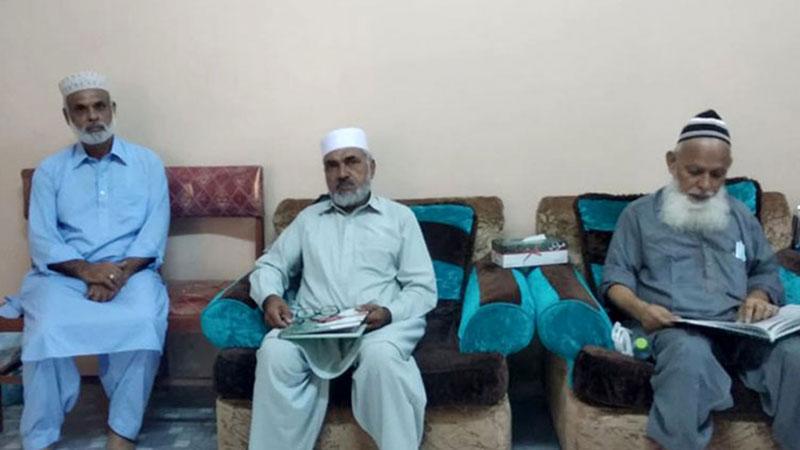 صلالہ میں ڈاکٹر فریدالدین قادری رحمۃ اللہ علیہ کی سالانہ عرس تقریب کا انعقاد