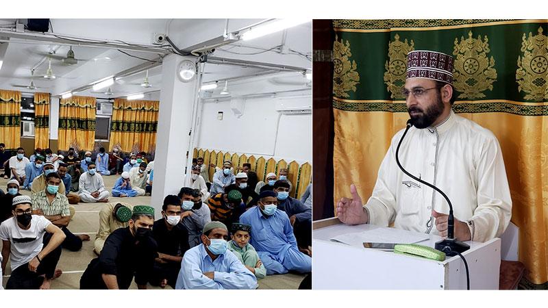 منہاج القرآن انٹرنیشنل ہانگ کانگ کے زیراہتمام ڈاکٹر فرید الدین قادری رحمۃ اللہ علیہ کے عرس کی تقریب