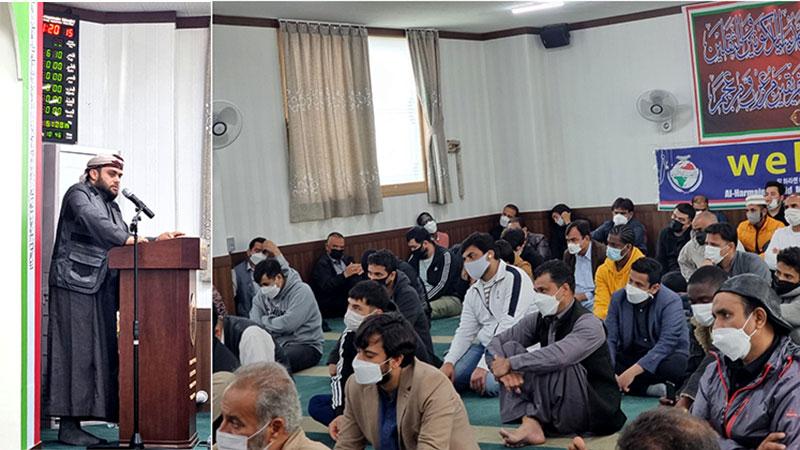 ساوتھ کوریا: فرید ملت ڈاکٹر فرید الدین قادری رحمۃ اللہ علیہ کے عرس کی تقریب