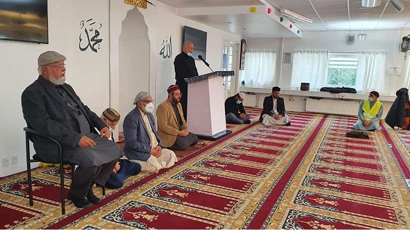 ڈنمارک: فرید ملت ڈاکٹر فریدالدین قادری کی سالانہ عرس تقریب