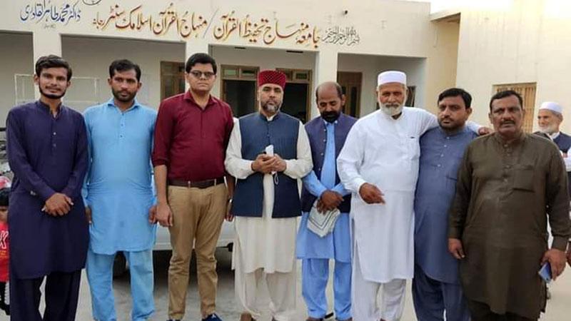 تحریک منہاج القرآن ٹوبہ ٹیک سنگھ کا اجلاس