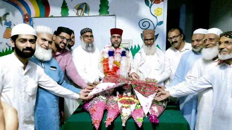 تحریک منہاج القرآن ضلع اوکاڑہ کا اجلاس