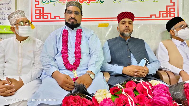 منہاج القرآن گوجرانوالہ کا اجلاس
