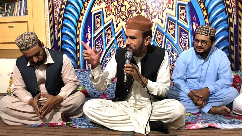 اللہ کے انعام یافتہ بندوں کے راستے پر چلنے کی دعا کرتے رہیں: ڈاکٹر رفیق نجم
