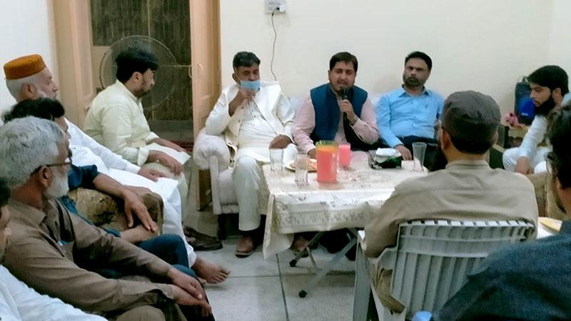 منہاج القرآن لاہور کے پی پی حلقہ جات کے اجلاس