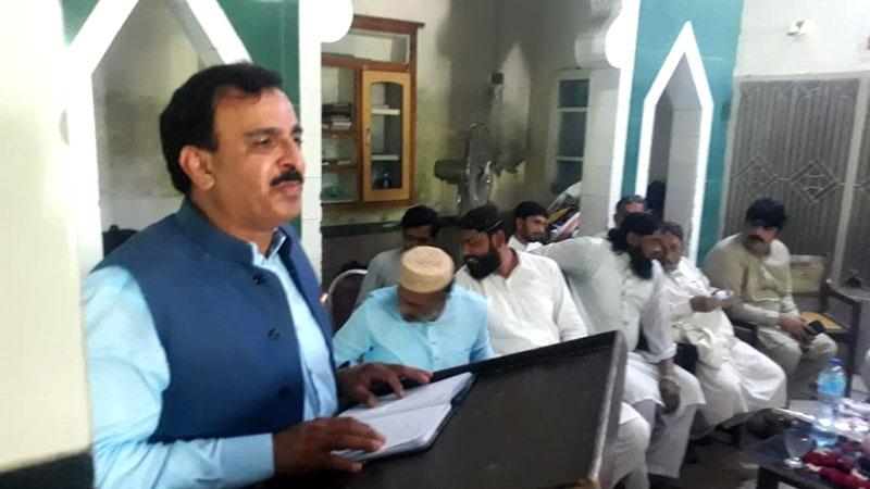 جھنگ: پاکستان عوامی تحریک کی کوآرڈینیشن کونسل کا اجلاس
