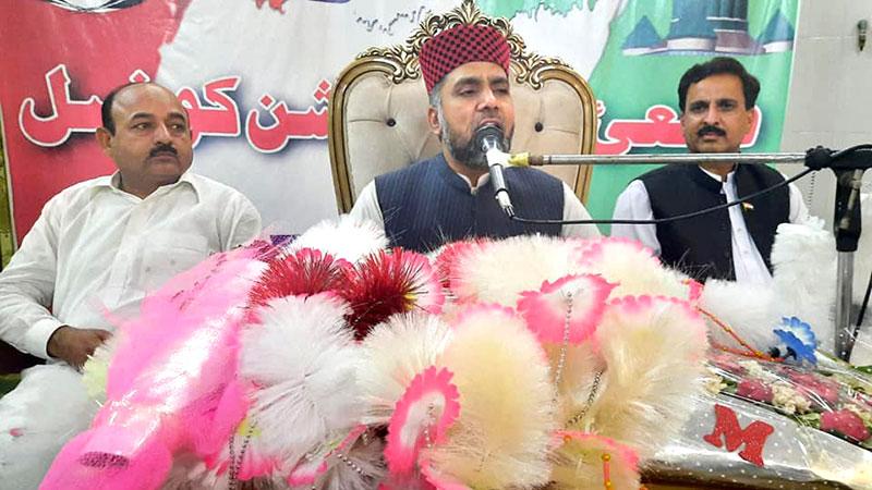 منہاج القرآن منڈی بہاوالدین کی استقبالیہ تقریب