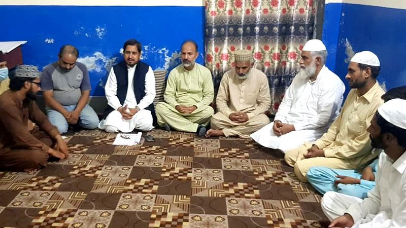 منہاج القرآن لاہور کے مختلف تنظیمی زون کے اجلاس
