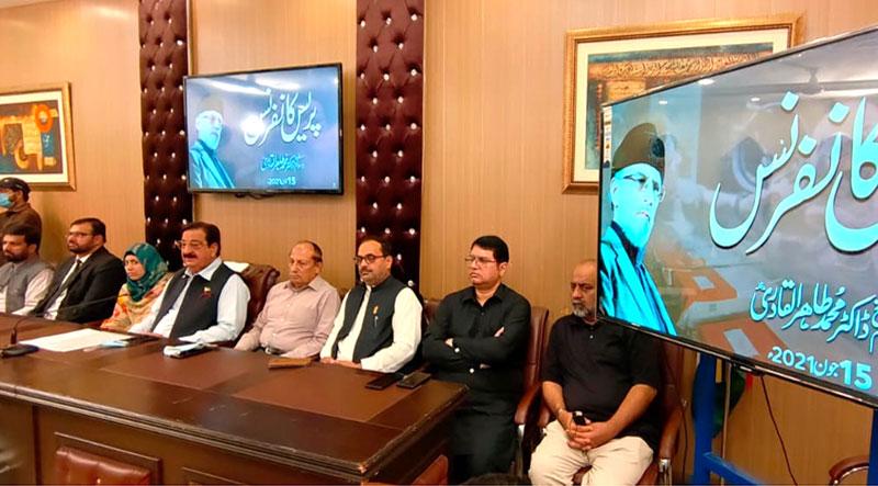 Doors of justice are shut on the oppressed under PTI government: Shaykh-ul-Islam Dr Muhammad Tahir-ul-Qadri