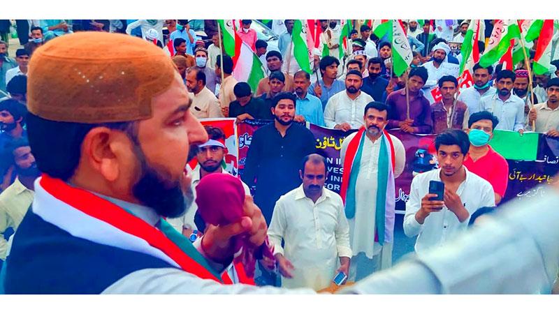 ساہیوال: پاکستان عوامی تحریک کا سانحہ ماڈل ٹاؤن کے انصاف کیلئے احتجاجی مظاہرہ