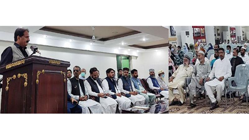تحریک منہاج القرآن لاہور کے زیراہتمام ورکرز کنونشن