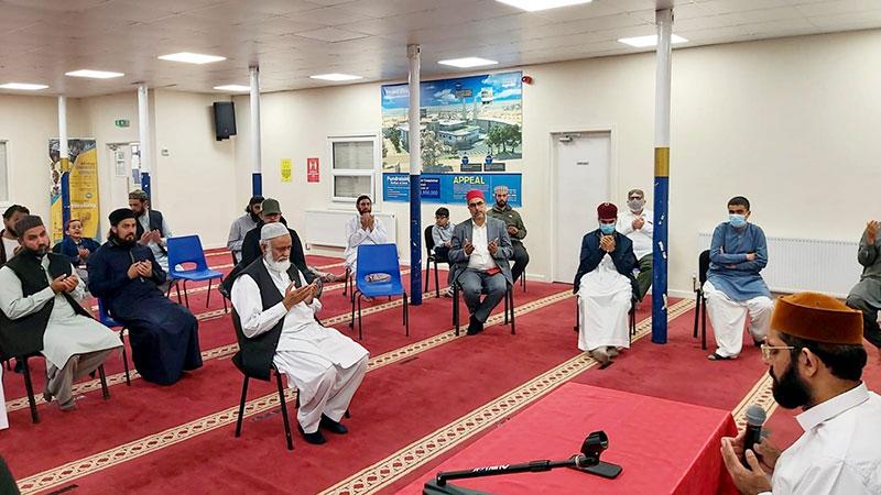 منہاج القرآن انٹرنیشنل یوکے بریڈفورڈ کے زیراہتمام شہدائے ماڈل ٹاؤن کی ساتویں برسی پر دعائیہ تقریب