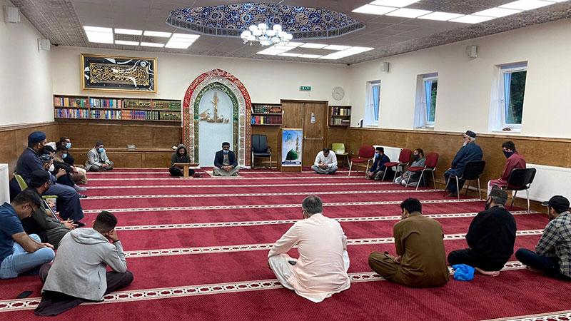گلاسگو: منہاج القرآن انٹرنیشنل کے زیراہتمام شہدائے ماڈل ٹاؤن کی ساتویں برسی پر دعائیہ تقریب
