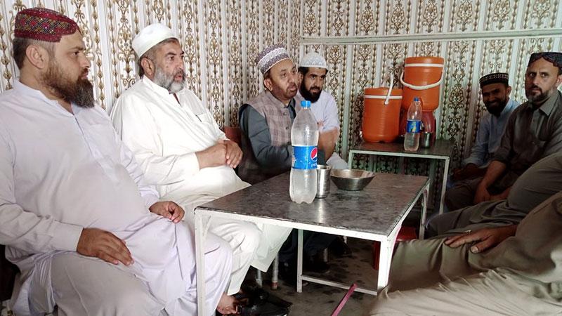 مانسہرہ: تحریک منہاج القرآن کا اجلاس