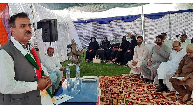منہاج القرآن ضلع اوکاڑہ کا اجلاس برائے تنظیم نو