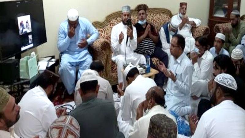 کویت میں شہدائے ماڈل ٹاؤن کے لیے دعائیہ تقریب