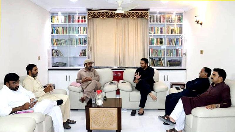 پاکستان عوامی تحریک شمالی پنجاب کا اجلاس