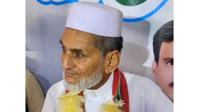 حاجی محمد لطیف تحریک منہاج القرآن ضلع ٹوبہ ٹیک سنگھ کے سرپرست مقرر