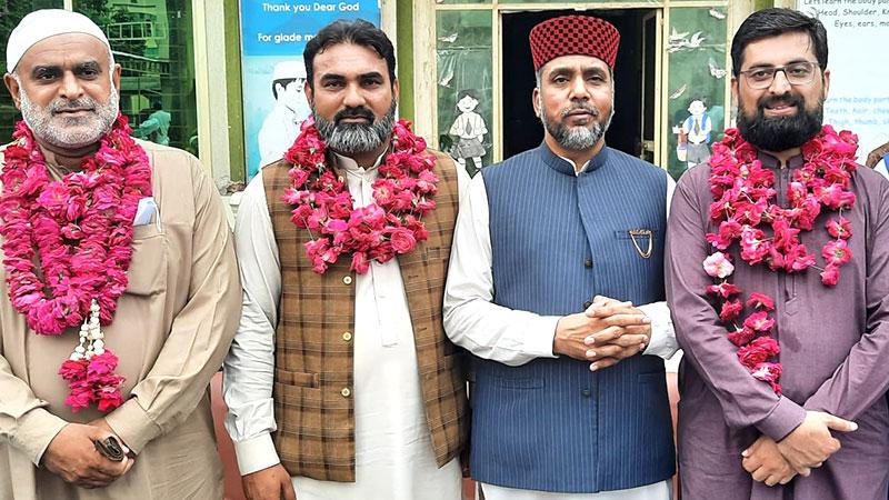 سیالکوٹ: منہاج القرآن ضلع سیالکوٹ کی تنظیم نو