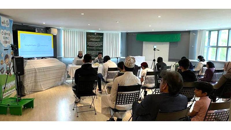 MQI (Northampton) hosts a youth seminar