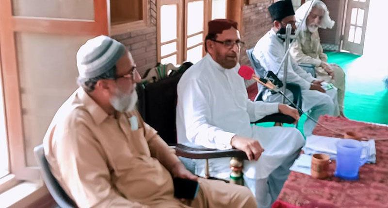 لیہ: چوک اعظم میں تنظیمی ورکشاپ، سردار شاکر خان مزاری کی شرکت