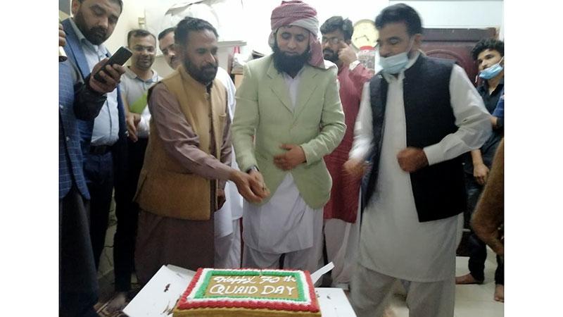 دبئی: شیخ الاسلام کی 70ویں سالگرہ کے سلسلہ میں قائد ڈے تقریب