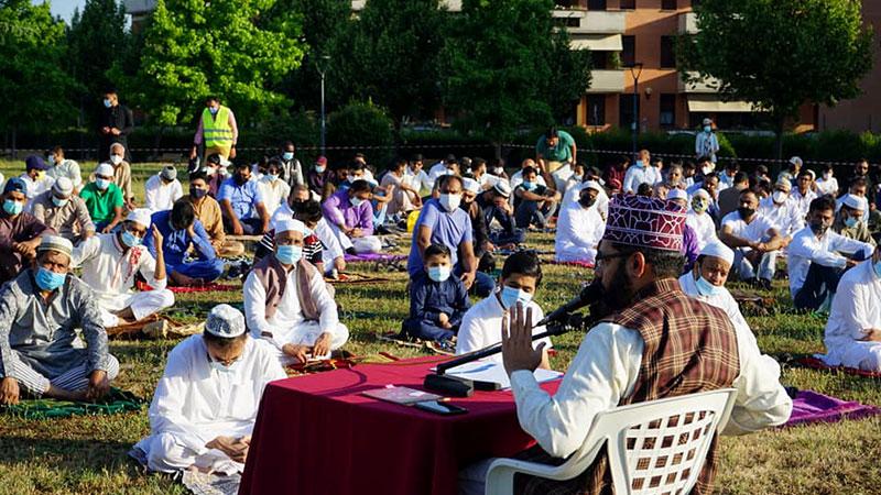 اریزو میں منہاج القرآن کے زیراہتمام عید الاضحیٰ کا اجتماع