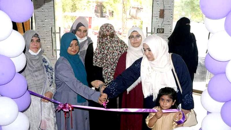 فیصل آباد میں ایگرز کلب کی افتتاحی تقریب