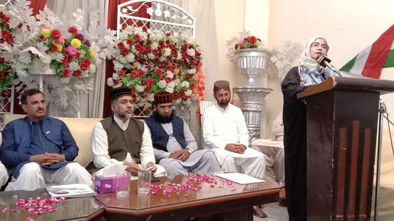 منہاج القرآن ویمن لیگ چنیوٹ، لالیاں اور بھوآنہ کی تقریب حلف برداری