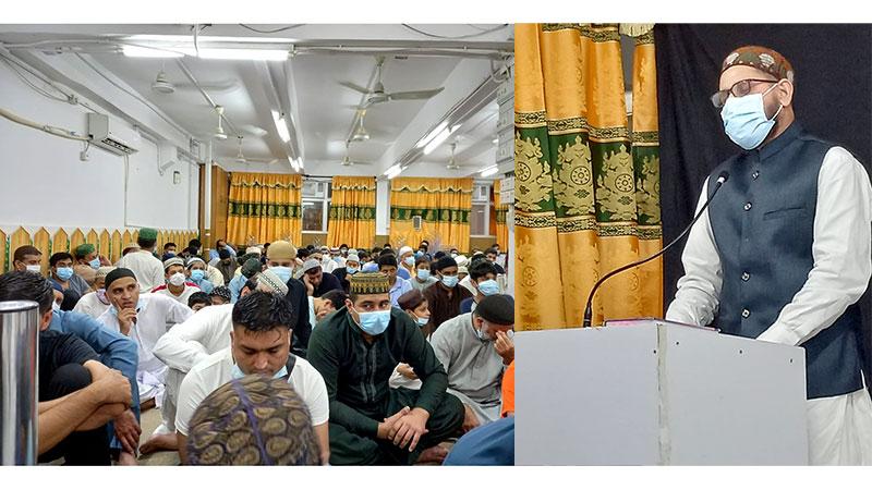 ہانگ کانگ: منہاج القرآن کے زیراہتمام ''ذکر شہدائے کربلا کانفرنس''