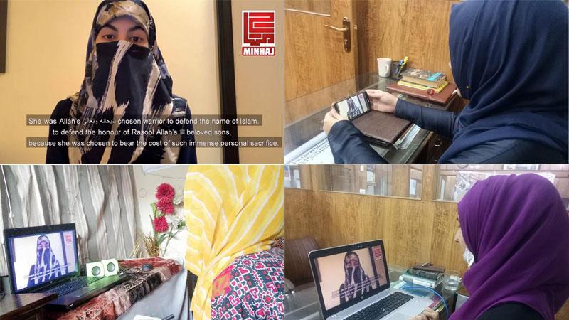 UK: Sayyida Zaynab (salam Allah alayha) is a role model for Muslim women: Basima Hassan Qadri