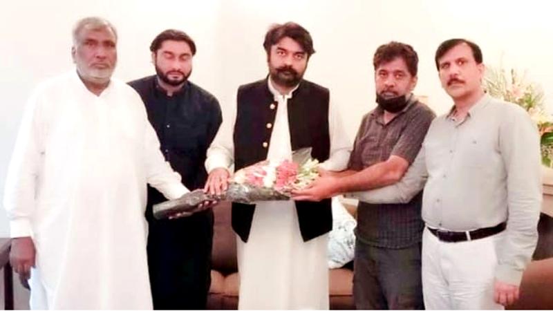 منہاج القرآن کے رہنماؤں کی صوبائی وزیر ہائر ایجوکیشن راجہ یاسر ہمایوں سرفراز سے ملاقات