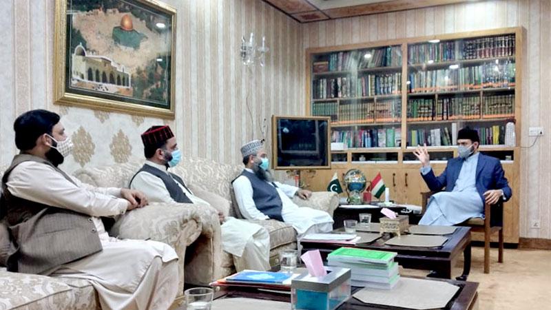 نظام المدارس پاکستان کا اعلیٰ سطحی اجلاس