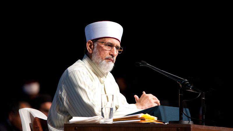 Ideal societies are established with blessings of spirituality: Shaykh-ul-Islam Dr Muhammad Tahir-ul-Qadri