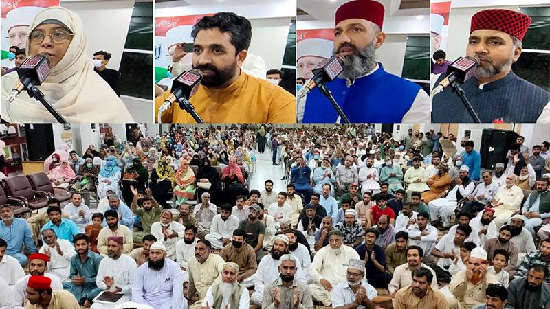 منہاج القرآن لاہور کا ورکرز کنونشن