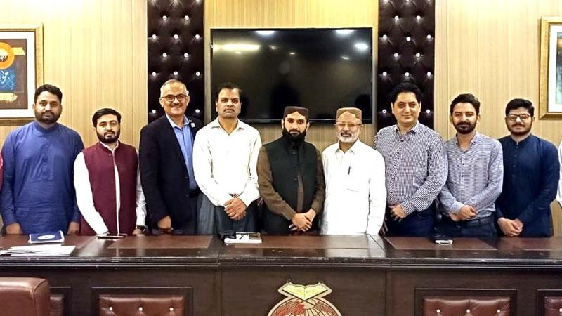 Minhaj Halal Pakistan & COSIS host a seminar on potential of Halal Industry