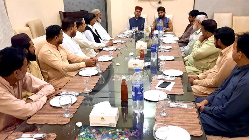 چیچہ وطنی: منہاج القرآن ضلع ساہیوال کی ایگزیکٹو کونسل کا اجلاس