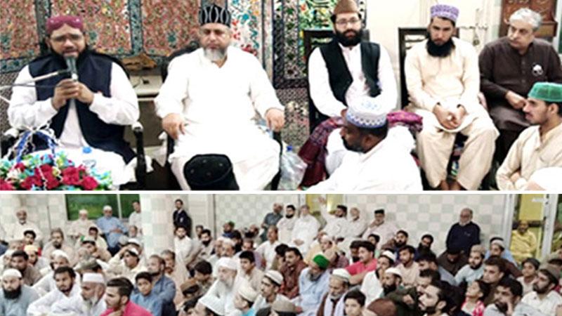 """تحریک منہاج القرآن کے زیراہتمام """"پیغام شہادت امام حسین علیہ السلام کانفرنس"""" کا انعقاد"""